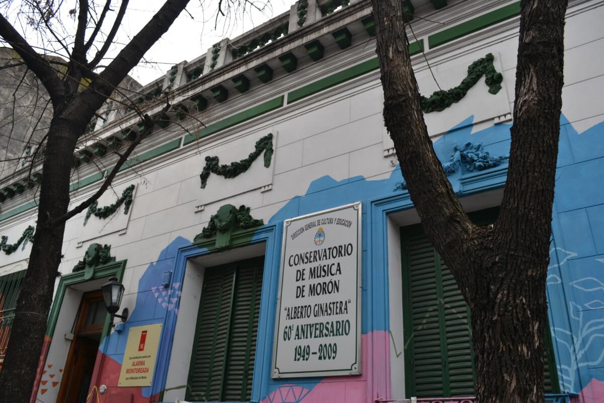 Conservatorio de Música de Morón «Alberto Ginastera»
